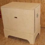 Shuk-box (camping-keuken)