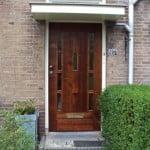 Klassieke voordeur (replica)